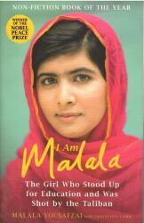 I Am Malala - Malála Júsufzajová, Christina Lambová (2014)