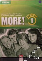 More! Level 1 Workbook (0000)