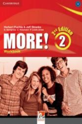 More! Level 2 Workbook - Herbert Puchta, Jeff Stranks, Günter Gerngross, Christian Holzmann (0000)