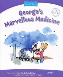 Level 5: George's Marvellous Medicine - Andrew Hopkins (ISBN: 9781408288368)
