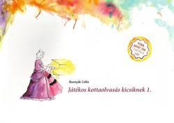 Játékos kottaolvasás kicsiknek 1 (ISBN: 9790801659934)