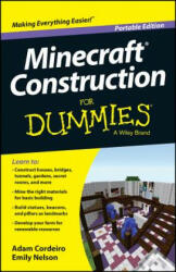 Minecraft Construction For Dummies (2014)