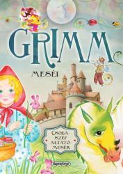 Csodaszép altatómesék - Grimm meséi (ISBN: 9789634455332)
