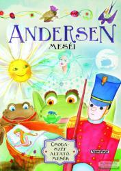 Csodaszép altatómesék - Andersen meséi (ISBN: 9789634455349)