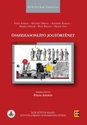Földi András: Összehasonlító jogtörténet (ISBN: 9789633122068)