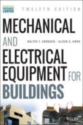 Mechanical and Electrical Equipment for Buildings (2014)