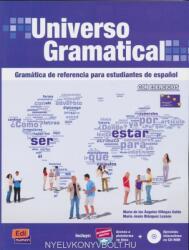Universo Gramatical, m. Audio-CD-ROM - Adelaida Martín Bosque, Marta Sese? a Gómez, Daniela Rigamonti (ISBN: 9788498484410)