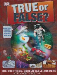 True or False? (ISBN: 9781409347958)