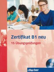 Zertifikat B1 neu, Übungsbuch + MP3-CD - Aliki Ernestine Olympia Balser, Jo Glotz-Kastanis, Maria Papadopoulou, Daniela Paradi-Stai (2014)