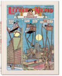 Winsor McCay: The Complete Little Nemo - Alexander Braun (2014)
