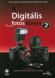 A Digitális fotós könyv 2. 2. kiadás (ISBN: 9789639929432)