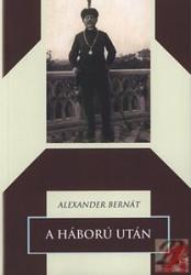 A háború után (ISBN: 9786155257803)