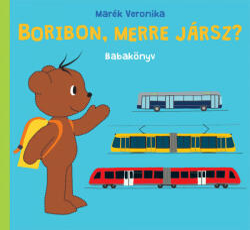 Boribon, merre jársz? Babakönyv (2014)