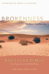 Brokenness: The Heart God Revives (ISBN: 9780802412812)