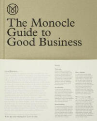 Monocle Guide to Better Business (2014)