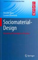 Sociomaterial-Design - Bounding Technologies in Practice (2015)
