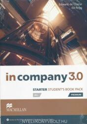 In Company 3.0 Starter Level Student's Book Pack (ISBN: 9780230458826)