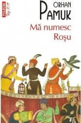 Ma numesc Rosu (ISBN: 9789734650781)