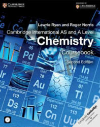 Cambridge International AS and A Level Chemistry Coursebook with CD-ROM (2014)