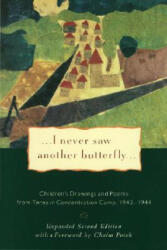 I Never Saw Another Butterfly (ISBN: 9780805210156)