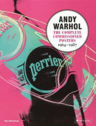 Andy Warhol - The Complete commissioned Posters 1964-1987 (ISBN: 9783791349718)