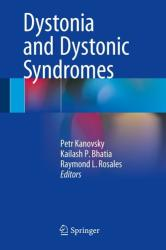 Dystonia and Dystonic Syndromes (ISBN: 9783709115152)