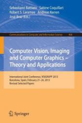 Computer Vision, Imaging and Computer Graphics -- Theory and Applications (ISBN: 9783662449103)