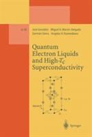 Quantum Electron Liquids and High-TC Superconductivity (ISBN: 9783662140123)