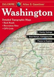 Washington - Delorme5t -OS (ISBN: 9780899333298)