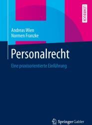 Personalrecht (ISBN: 9783658029678)