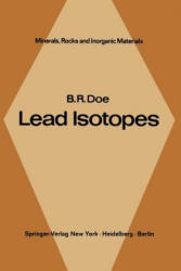 Lead Isotopes (ISBN: 9783642872822)