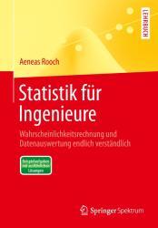 Statistik F r Ingenieure - Aeneas Rooch (ISBN: 9783642548567)