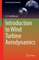 Introduction to Wind Turbine Aerodynamics (ISBN: 9783642364082)