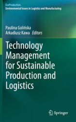 Technology Management for Sustainable Production and Logistics (ISBN: 9783642339349)