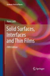 Solid Surfaces, Interfaces and Thin Films - Hans Lüth (ISBN: 9783642264863)