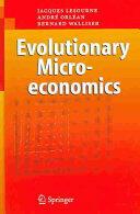 Evolutionary Microeconomics (ISBN: 9783540285366)