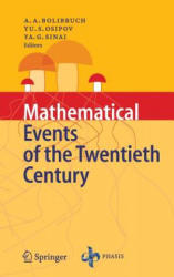 Mathematical Events of the Twentieth Century (ISBN: 9783540232353)