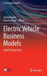 Electric Vehicle Business Models - Global Perspectives (ISBN: 9783319122434)