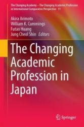 Changing Academic Profession in Japan (ISBN: 9783319094670)