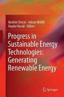 Progress in Sustainable Energy Technologies - Generating Renewable Energy (ISBN: 9783319078953)