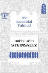 Essential Talmud - Adin Steinsaltz (ISBN: 9781592642984)