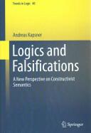 Logics and Falsifications (ISBN: 9783319052052)
