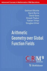 Arithmetic Geometry Over Global Function Fields (ISBN: 9783034808521)