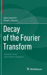Decay of the Fourier Transform (ISBN: 9783034806244)