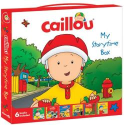 Caillou: My Storytime Box: Boxed Set (ISBN: 9782897181055)