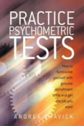 Practice Psychometric Tests (ISBN: 9781845280208)
