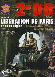 2e Db Dans La Liberation De Paris - Tome 2 (ISBN: 9782352501398)