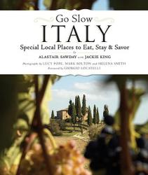 Go Slow Italy (ISBN: 9781892145819)
