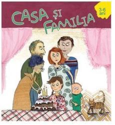Casa si familia (ISBN: 9789975698009)