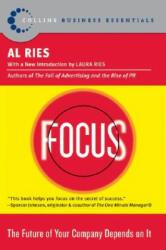 Al Ries - Focus - Al Ries (ISBN: 9780060799908)